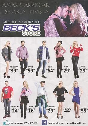 BECK'S STORE - AQUI É BARATO MESMO