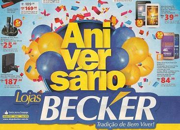 Lojas Becker Farroupilha - Tradição de Bem Viver!